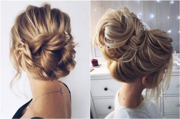Top 20 Wedding Hairstyles For Medium Hair: Fryzury Na ślub Na Fryzury Na Każdą Okazję!