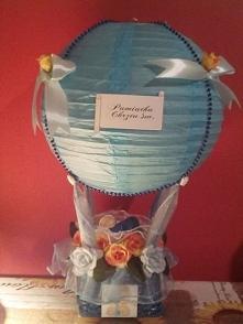 balon na chrzciny dla chłopca