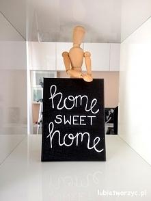 Handmade'owy obraz z kategorii Home Design ;)