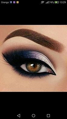 pomozcie mi wybrac cienie do tego makijażu. Czy ktoras z was jest w staniego ...