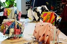 """Lampy origami """"zrób to..."""