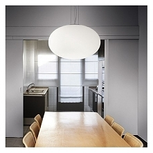 CANDY SP1 D25 086729 Ideal Lux lampa wisząca CANDY to nowoczesna lampa wisząca włoskiej firmy Ideal Lux. Klosz lampy został wykonany z mlecznego szkła. Natomiast elementy metalo...