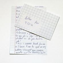 Pisanie listów to świetna z...
