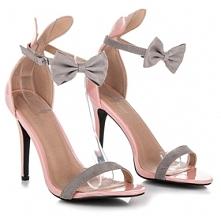 Sandałki z uszkami :)
