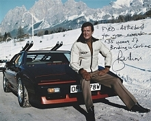 """James-Bond-Cortina d'Ampezzo  """"For Your Eyes Only"""""""