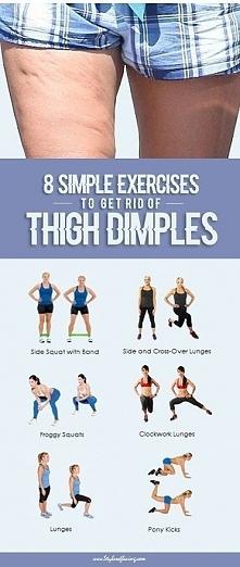 Celulit ćwiczenia