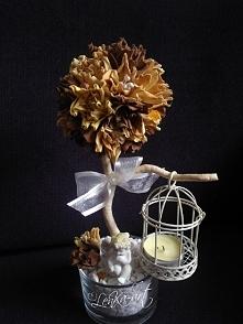 drzewko szczęścia foamiran