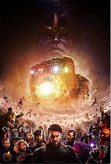 Fan-made plakat do Infinity...