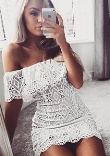 Cudowna sukienka idealna na lato
