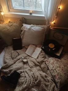 idealne miejsce do czytania książek lub rozmyślania :,)