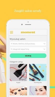 aplikacja Moment.pl do wysz...