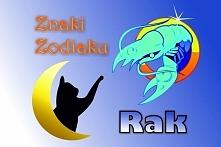 RAK – ZNAK ZODIAKU (22 czerwca – 22 lipca)  Hasło astrologiczne: CZUJĘ  Cechy...