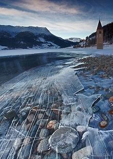 Glass Carpet, Italian Alps   by Matteo Zanvettor, via 500px