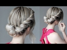How To: Easy Updo | French ...