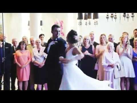 Piękny pierwszy taniec. Dagmara & Piotr