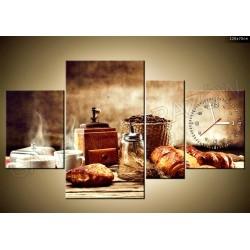FotoZegar - 70 x 120 cm - idealny prezent! Ozdoba mieszkania / domu Śniadanie Dekoracja kuchni ! Kliknij w zdjęcie, by przejść do sklepu! SmartGift.pl