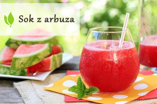 sok z arbuza - jak wpływa na nasze zdrowie?