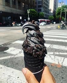 Czarne lody
