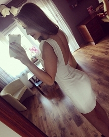 moja ukochana sukienka Zara