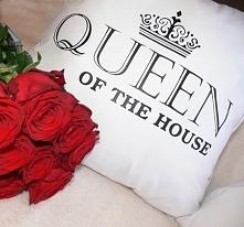 Poduszka w zestawie Queen& King ! Link w komentarzu,  Zapraszamy ! ;)
