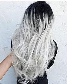 Niesamowite włosy..