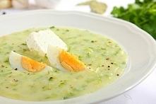 Zupa z cukinii z twarogiem      woda - 1.7 litrów     Bulionetka drobiowa Kno...