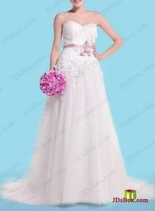 Casual suknia ślubna