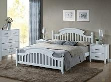 Ta sypialnia w moich marzeniach... ❤ łóżko. Mam do niego słabość ogromną ❤
