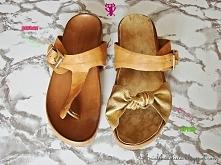 przeróbka sandałów Diy