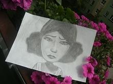 Clem <3 Pierwszy rysunek...
