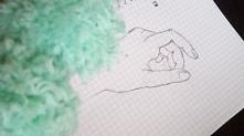 Ćwiczę rysowanie dłoni