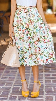 piękna spódnica