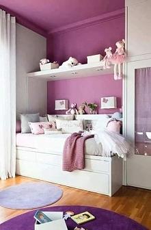 Piękny pokój dla dziewczynk...