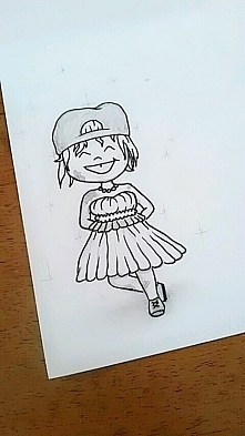 Mój art, co sądzicie? ♥