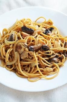 Spaghetti pełnoziarniste z ...