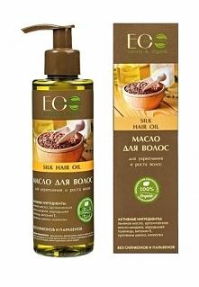 Olej zawiera 100% składników pochodzenia naturalnego  Składniki aktywne:  Wit...