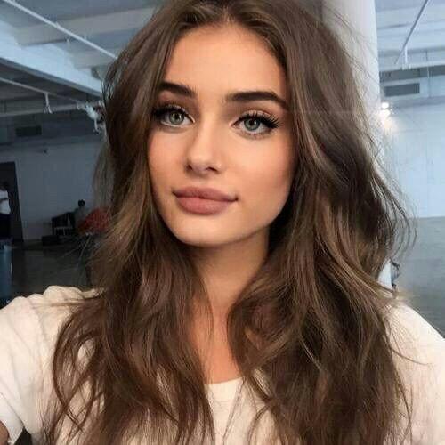 Nie tylko makeup ale również włosy <3 prześliczne
