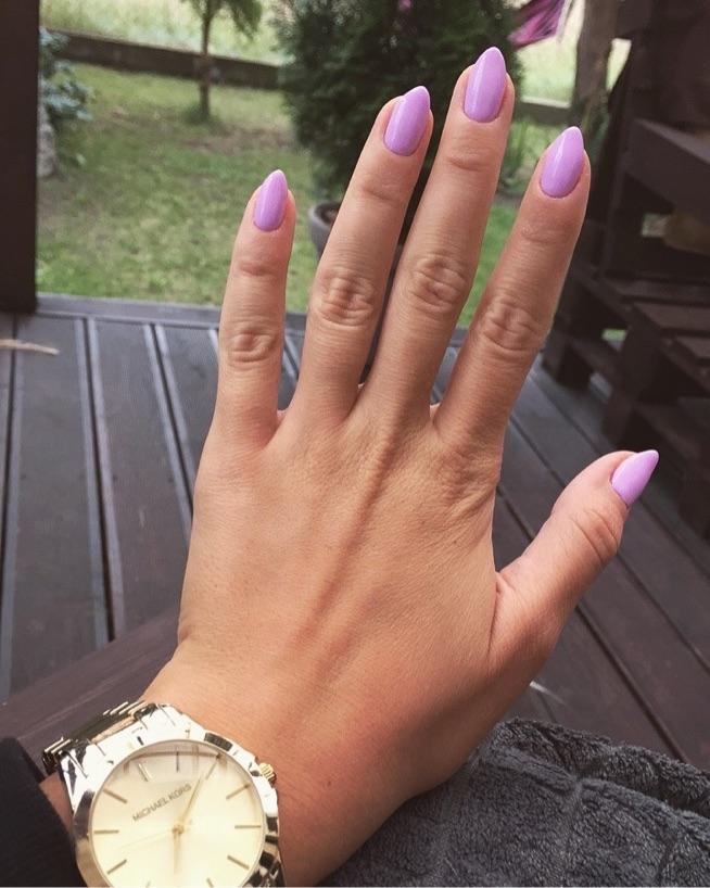 #natural #nails #neonail #plumeriascent