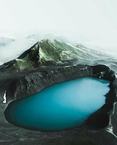 Wulkan Askja - Islandia ☺