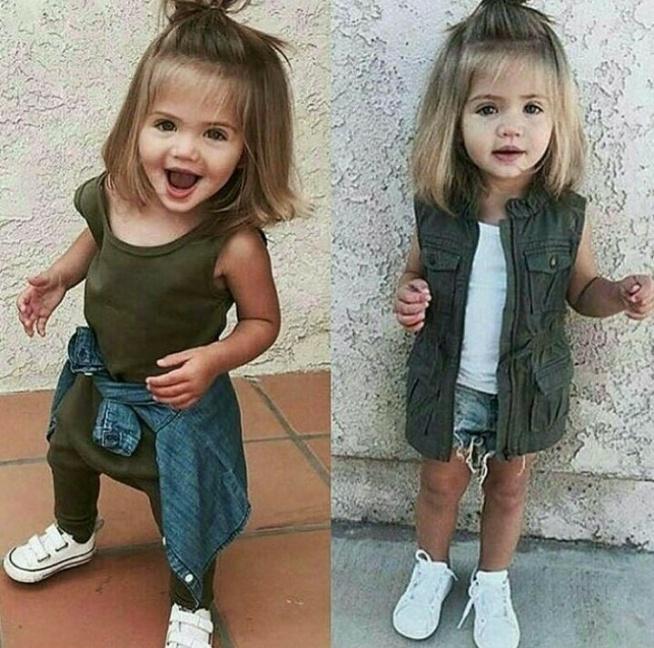 Jaka śliczna dziewczynka :)
