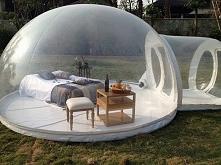 Kto chciałby nocować w takim namiocie?