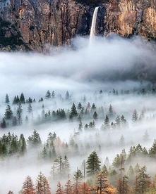 Park Narodowy Yosemite w USA.