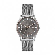Skagen SKW6396 stylowy zegarek męski ze stali szlachetnej na bransolecie siat...