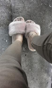 Buty, w których przechodzilam całe lato