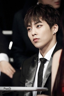 Eyes *.* EXO Xiumin