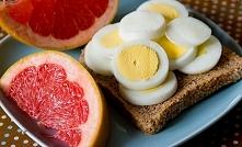 Dieta z jajami i grejpfrutem – zrzuć 7 kg w 7 dni