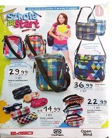 Od 17 sierpnia: plecaki szk...
