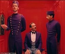 Chcemy jechać do góry! :D  The Grand Budapest Hotel