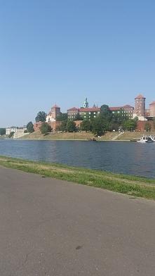 Piękny Kraków skąpany w słońcu :)