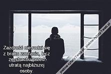 Zazdrość nie rodzi się z braku zaufania, lecz ze strachu przed utratą najbliż...